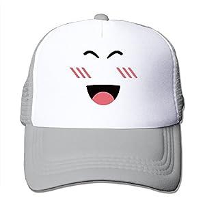 ROBLOX Trucker Hat Baseball Cap For Men Women (5 Colors) Ash