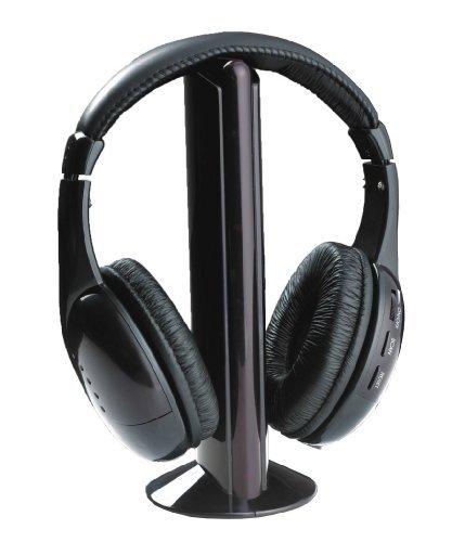 Wireless Earphone Headphone For Mp3 Pc Tv Cd