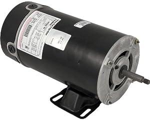 Pentair 356551s Black 1 Hp Dual Speed Standard Through