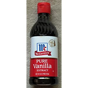mccormic vanilla extract