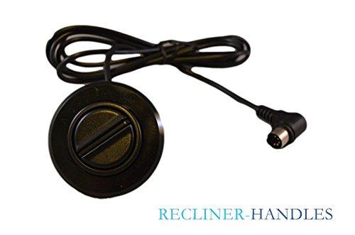 Recliner-Handles Okin Limoss 2 Button Side Arm Electric Recliner Hand Control Handset Button Switch