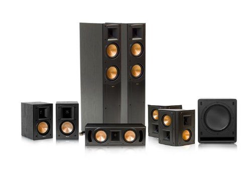 Klipsch Rf-52 Ii Reference Series 7.1 Home Theater System (Black)