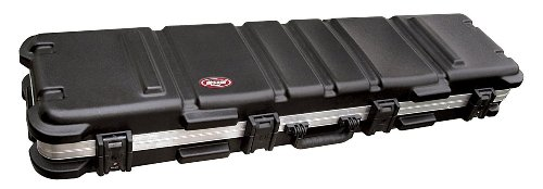 Skb Loudspeaker Case | For Bose L1/L1 Model Ii, Skb-5009Bl With Tsa Locking Latches, Integrated Wheels, And Pull Handle