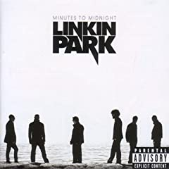 Rock Album of the Year - Linkin Park - Minutes to Midnight