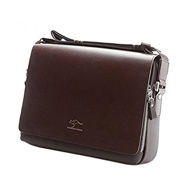 Men's Shoulder Bag,Kangaroo
