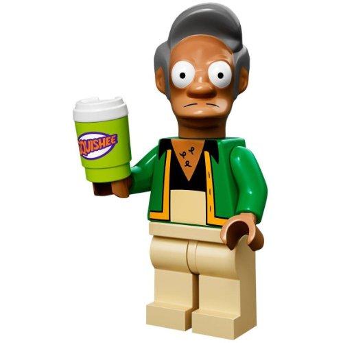 LEGO 71005 - Minifigur Apu Nahasapeemapetilion aus der Sammelfiguren-Serie The Simpsons