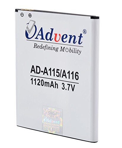 Advent AD-A115/A116 1120mAh Battery
