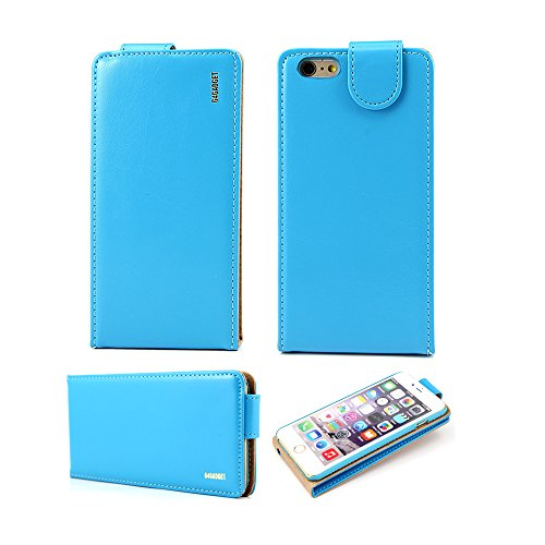 honored-quality-quality-iphone-se-5-5s-light-blue-leather-flip-case-cover-with-two-card-slot-for-app