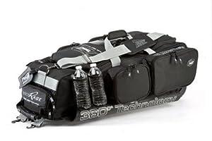 Tanel 360° R.A.G.E. Wheel Bag. Baseball Equipment Bag by Tanel 360