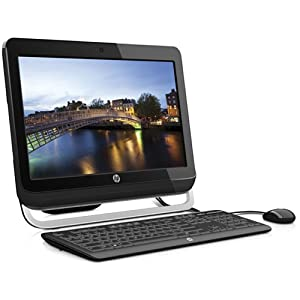 Click Here For exelent Size HP Omni 120-1050XT 20'' All-in-One, Dual Core i3 3.1GHz, 6GB Ram, 1TB HD, Win7