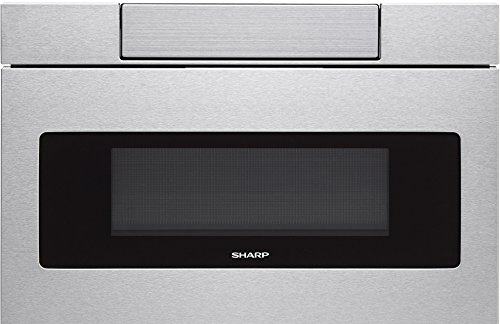 "Discover Bargain SHARP SMD2470AS Microwave Drawer, 24"", Stainless Steel"