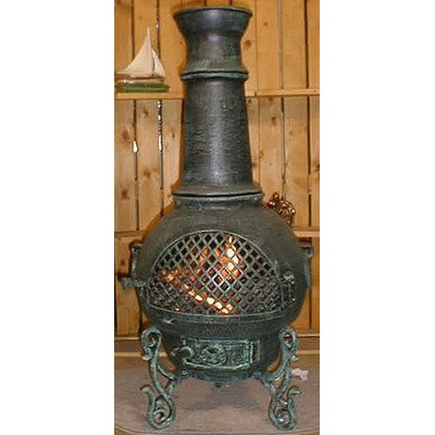Gatsby-Style-Chiminea-Color-Antique-Green