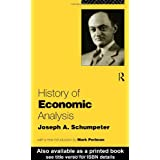 History of Economic Analysisby Joseph A. Schumpeter