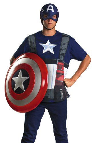 Mens Captain America Movie Alternative