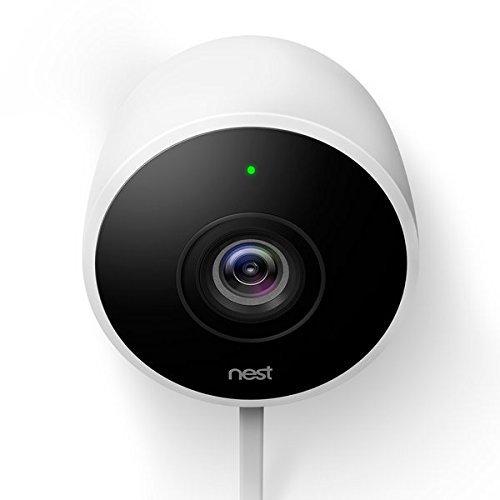Система слежения Nest Cam Outdoor Security