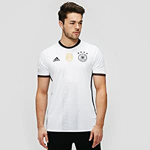 Germany EURO 2016 Home S/S Replica Football Shirt - size S