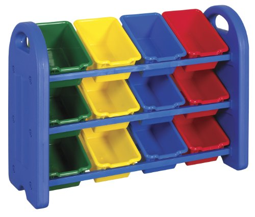 Kids Toy Storage & Organization Ideas