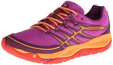 Buy Merrell Ladies Allout Rush Trail Running Shoe by Merrell