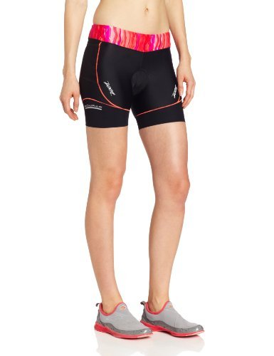 ZOOT SPORTS Women's Performance Tri 6Inch Short Picture