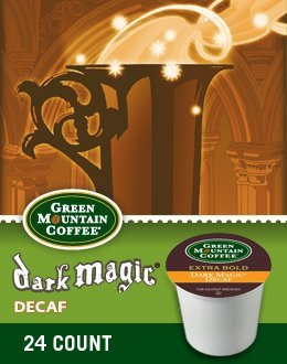 Dark Magic Decaf Extra Bold Coffee K Cup 96 Count
