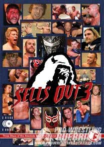 Pro Wrestling Guerrilla - PWG Sells Out Volume 3 DVD set