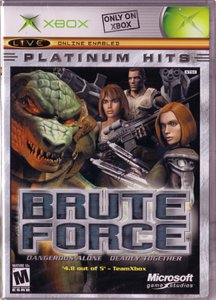 Amazon.com: Brute Force: Video Games