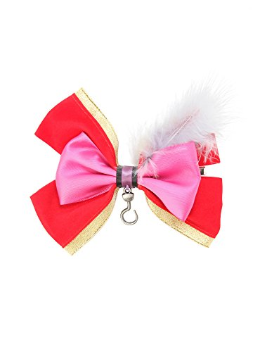 Disney Peter Pan Captain Hook Cosplay Hair Bow (Peter Pan Hair Bow compare prices)