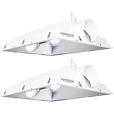 (2) Hydrofarm Raptor 8