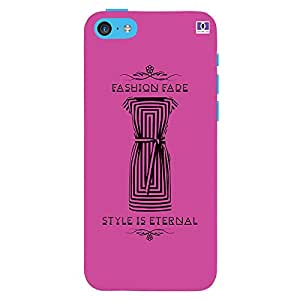 Fashion Fad - Mobile Back Case Cover For Apple Iphone 5C