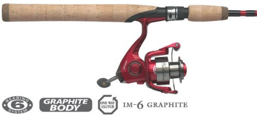 Pflueger 2-Piece Echelon Ultra Light Spinning Rod and Reel Combo (5-Feet)