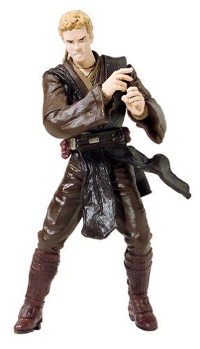 Star Wars Episode 2 Anakin Skywalker Tatooine Attack Action Figure - 1