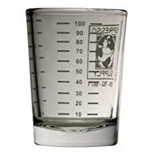 Espresso Supply 4-Ounce Logo Shot Glass