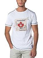 CANADIAN PEAK Camiseta Manga Corta Jaby (Blanco)