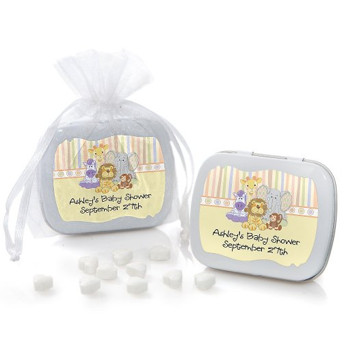Baby Shower Zoo Theme front-1051762