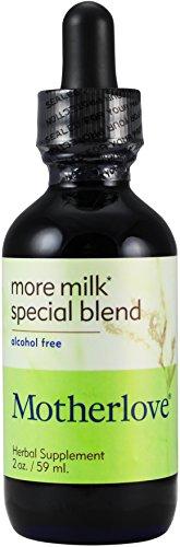 Motherlove More Milk Special Blend Alcohol Free, 2 Oz. (Ffp)