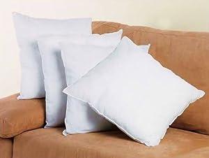 "Miss Daisys Hollowfibre Cushion Inner Pad 26"" x 26"" (65cm x 65m) Set of 8"