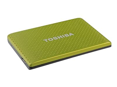 Toshiba PA4271E-1HE0 Store Partner 2.5 inch 500GB Hard Disk Drive - Green_Parent
