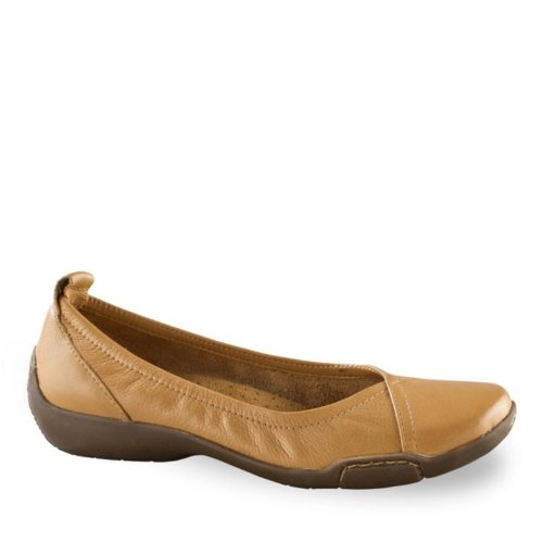 Naturalizer Women's Creston Flat,Camelot Leather,8 M