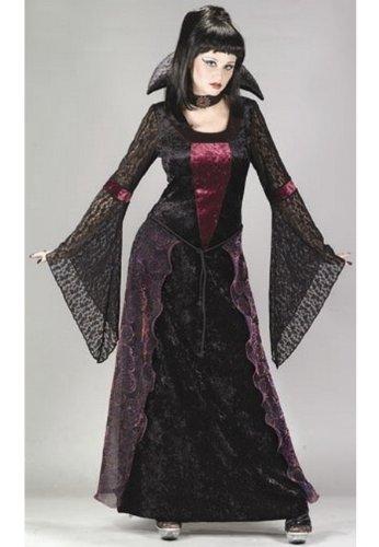 Vamptessa Costume Plus size