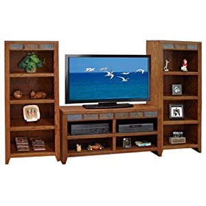 Oak creek entertainment center home entertainment centers Home theater furniture amazon