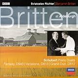 Britten at Aldeburgh, vol. 2 - Oeuvres pour piano à quatre mains