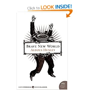 Amazon.com: Brave New World (9780060850524): Aldous Huxley: Books