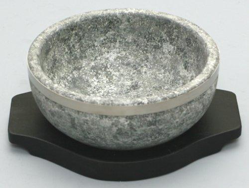韓国産 石焼ビビンバ 18cm
