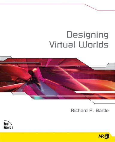 Download free books online in pdf format Designing Virtual Worlds by Richard Bartle (English literature) 9780131018167 DJVU