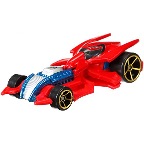 Hot Wheels, Marvel Character Car, Spider-Man #4 - 1