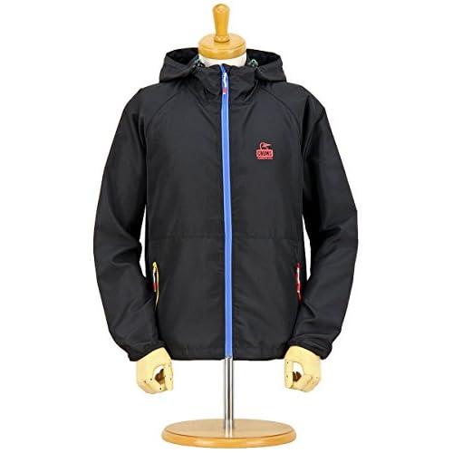 (チャムス) CHUMS Breeze Jacket (ブリーズジャケット) マウンテンパーカー CH04-1001 Black XL size