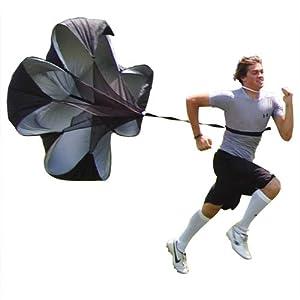 World Sport 56 Inch Speed Training Parachute