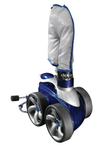Polaris Vac-Sweep 3900 Sport F6 Premium Pressure-Side Automatic Pool Cleaner for In-Ground Pools