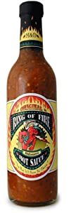 Ring of Fire X-tra Hot Habanero Sauce 12.5 oz.