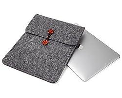 Macbook 12 Sleeve - Bear Motion Premium Felt Sleeve Case for Apple MacBook 12 with Retina
